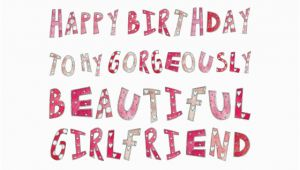 Happy Birthday Quotes to My Girlfriend Happy Birthday Quotes for Girlfriend Quotesgram