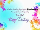 Happy Birthday Quotes to My Step Daughter 70 Step Daughter Birthday Wishes