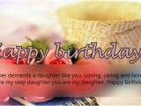 Happy Birthday Quotes to My Step Daughter Happy Birthday Wishes for Step Daughter Birthday