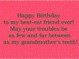 Happy Birthday Quotes to Your Best Friend Best Friend Birthday Wishes Quote Image Quotes at