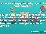 Happy Birthday Quotes to Your Brother 317 Best Happy Birthday Brother Status Quotes Wishes