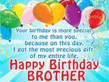 Happy Birthday Quotes to Your Brother Happy Birthday Brother Birthday for Brother Brother