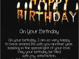 Happy Birthday Quotes to Your Lover 12 Happy Birthday Love Poems for Her Him with Images