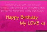 Happy Birthday Quotes to Your Lover Birthday Quotes for Your Boyfriend Quotesgram