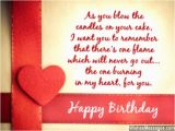 Happy Birthday Quotes to Your Lover Birthday Wishes for Girlfriend Quotes and Messages