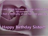 Happy Birthday Quotes to Your Sister Happy Birthday Older Sister Quotes Quotesgram
