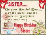 Happy Birthday Quotes to Your Sister Happy Birthday Sister Quotes for Facebook Quotesgram