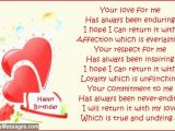 Happy Birthday Quotes to Your Wife Birthday Poems for Wife Wishesmessages Com