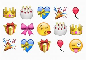 Happy Birthday Quotes with Emojis Emojis Birthday Happy Birthday World