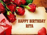 Happy Birthday Rita Quotes Happy Birthday Rita Image