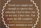 Happy Birthday Shona Quotes 35 Unique and Amazing Ways to Say Quot Happy Birthday son Quot