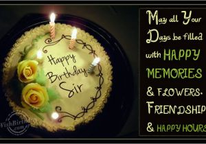 Happy Birthday Sir Quotes Birthday Quotes for Manager Quotesgram