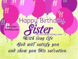 Happy Birthday Sister Christian Quotes Christian Birthday Cards for My Sister Happy Birthday