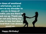 Happy Birthday Sister Emotional Quotes top 30 Birthday Quotes for Sister In Law with Images