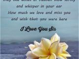 Happy Birthday Sister In Heaven Quotes Best 25 Sister In Heaven Ideas On Pinterest Love My