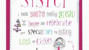 Happy Birthday Sister Quotes and Poems Christian Happy Birthday Sister Quotes Quotesgram