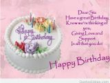 Happy Birthday Sister Quotes and Sayings Happy Birthday to My Sister Quotes and Images