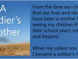 Happy Birthday soldier Quotes A soldier 39 S Mother Happy Birthday for Gilad