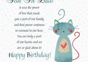 Birthday Funny Quotes Son Law Happy