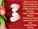 Happy Birthday soulmate Quotes Birthday Wishes for Wife Page 2