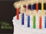 Happy Birthday Sparkling Cards Birthday Wishes with Candle Page 7