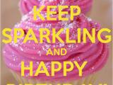 Happy Birthday Sparkling Cards Keep Sparkling and Happy Birthday Poster Mijntje Keep