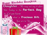 Happy Birthday Special Daughter Quotes Birthday Wishes for Daughter Birthday Images Pictures