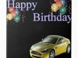 Happy Birthday Sports Quotes Happy Birthday with A Sport Car On It Images Google