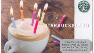 Happy Birthday Starbucks Card Starbucks Art Chateroone