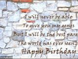 Happy Birthday Step Dad Quotes Birthday Wishes for Stepdaughter Wishesmessages Com