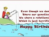 Happy Birthday Step Dad Quotes Step Dad Quotes From son Quotesgram