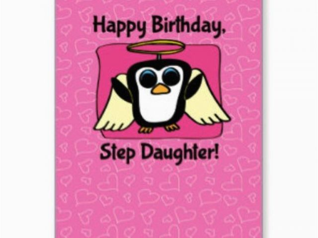 Download By SizeHandphone Tablet Desktop Original Size Back To Happy Birthday Step Daughter Greeting Card