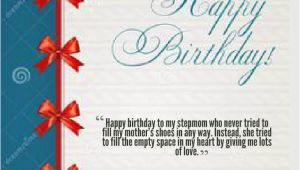 Happy Birthday Stepmom Quotes Birthday Quotes for Stepmom Quotes