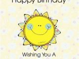 Happy Birthday Sunshine Quotes 17 Best Images About Happy Birthday On Pinterest