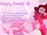 Happy Birthday Sweet Quotes for Her Happy Sweet 16 Quotes and Images Happy Wishes