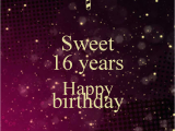 Happy Birthday Sweet Quotes for Her Sweet 16 Birthday Quotes Happy Quotesgram