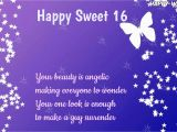 Happy Birthday Sweet Sixteen Quotes Happy Sweet 16 Quotes and Images Happy Wishes