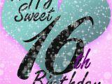 Happy Birthday Sweet Sixteen Quotes Sweet 16 Free Birthday Card Greetings island