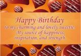 Happy Birthday Sweetie Quotes 50 Happy Birthday Sweetie Quotes and Messages