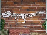 Happy Birthday T Rex Banner Amazon Com 3d Dinosaur Happy Birthday Banner Dinosaur