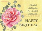 Happy Birthday to A Beautiful Woman Quotes Happy Birthday Daughter Quotes Texts and Poems From Mom