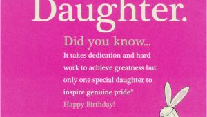 Happy Birthday to A Daughter Quotes Quotes From Daughter Happy Birthday Quotesgram