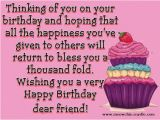 Happy Birthday to A Great Friend Quotes 15 Happy Birthday Wishes Quotes