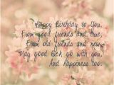 Happy Birthday to A Great Friend Quotes 89 Best Images About Birthday On Pinterest Happy
