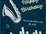 Happy Birthday To A Musician Quotes Smart Bday Wishes For Your Husband