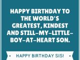 Happy Birthday to A son Quotes 35 Unique and Amazing Ways to Say Quot Happy Birthday son Quot