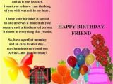 Happy Birthday to A Special Friend Quotes Birthday
