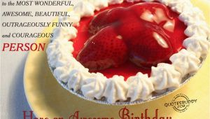 Happy Birthday to A Wonderful Person Quotes Happy Birthday to the Most Wonderful Person