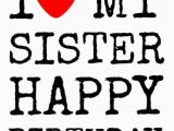 Happy Birthday to Brother From Sister Quotes Happy Birthday Sister Wishes Images