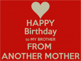 Happy Birthday to Brother From Sister Quotes Sister From Another Mother Quotes Quotesgram